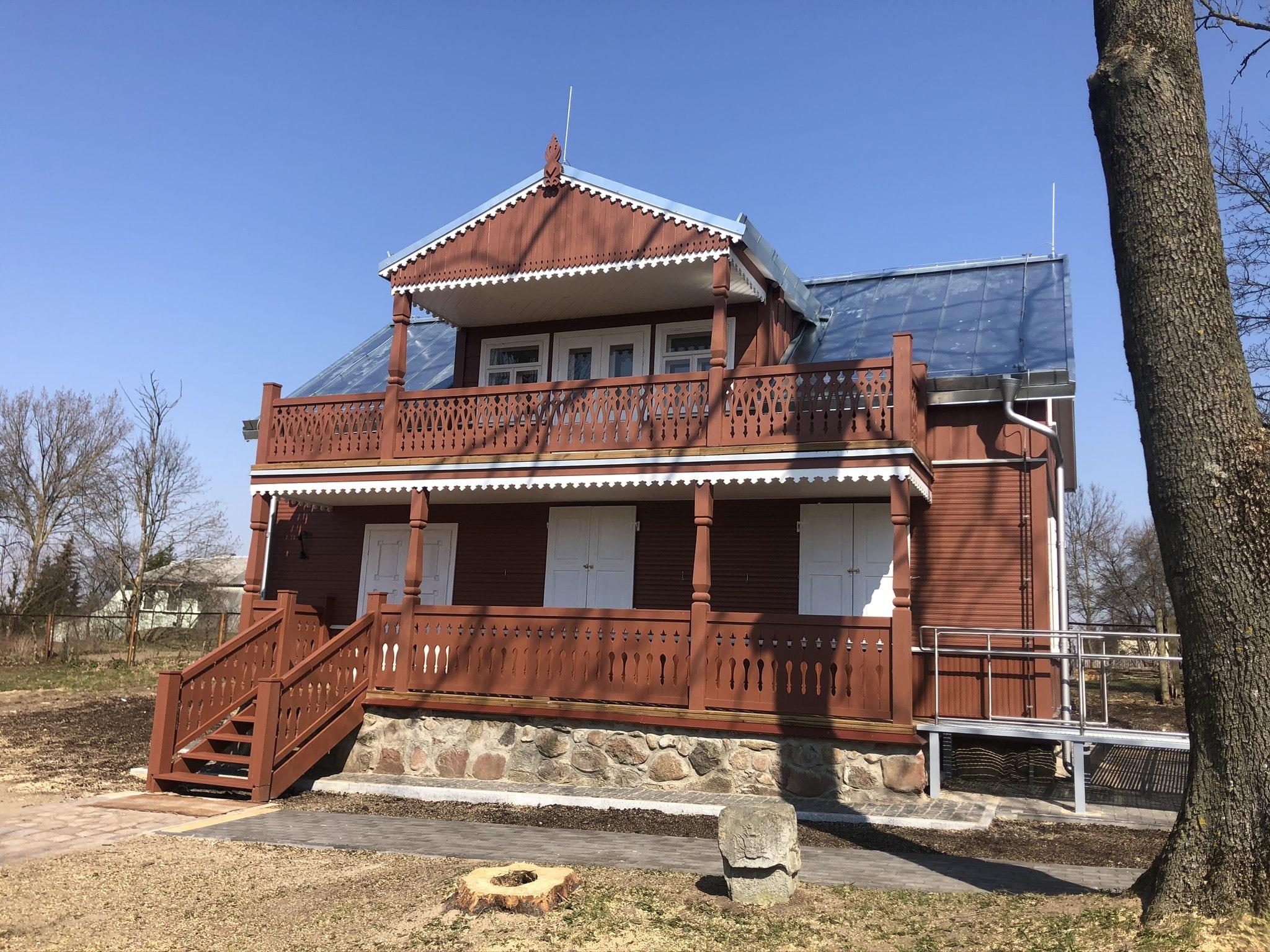 M. Gustaičio memorialinio namo – muziejus